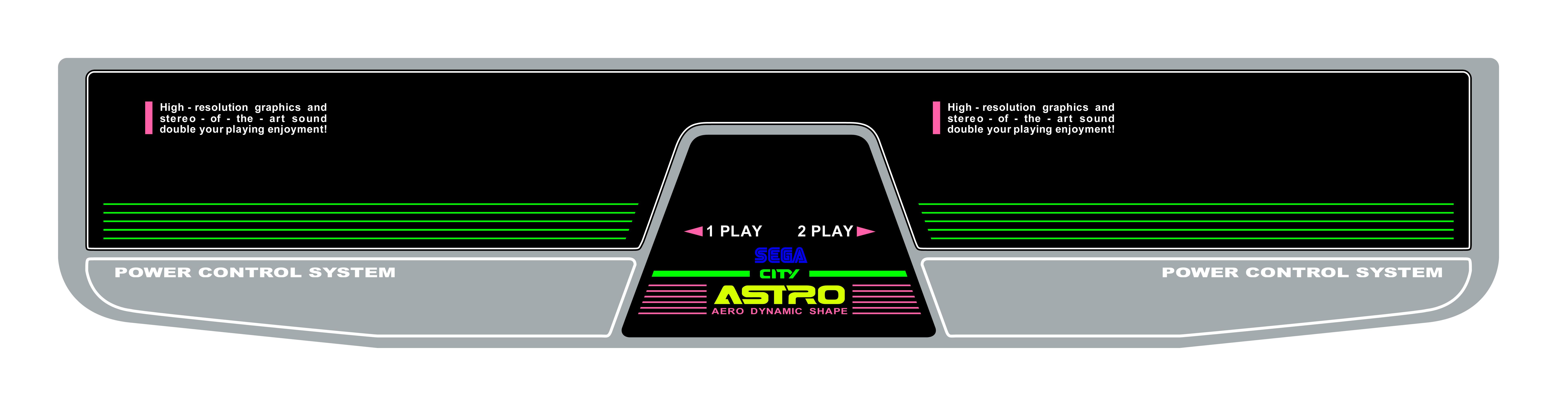 B Spec Labs Miscellaneous Astro City Control Panel